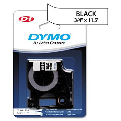 Dymo Corporation D1 Flexible Nylon Label Maker Tape, 3/4In X 12Ft
