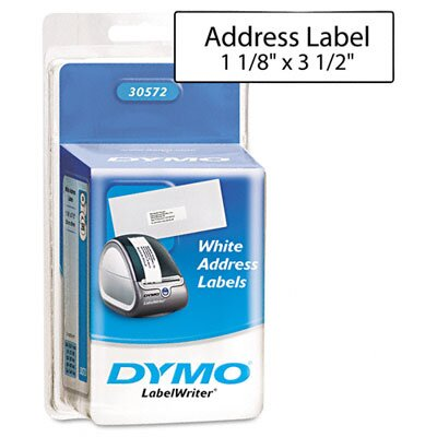 Dymo Corporation Address Labels, 520/Pack