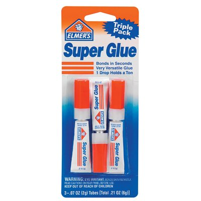 Elmer's Products Inc Super Glue E616