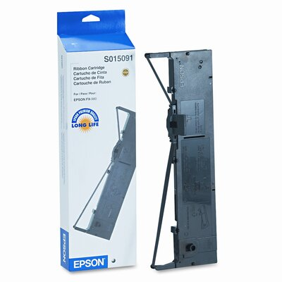 Epson America Inc. S015091 Nylon Printer Ribbon