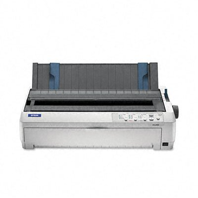 Epson America Inc. FX-2190N Network-Ready Dot Matrix Printer