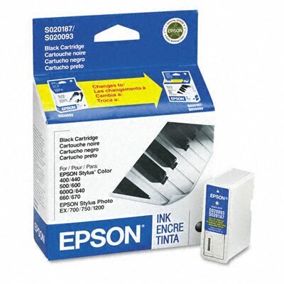 Epson America Inc. S187093 Ink, 380 Page-Yield