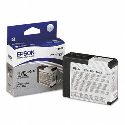Epson America Inc. T580900 Ultrachrome K3 Ink