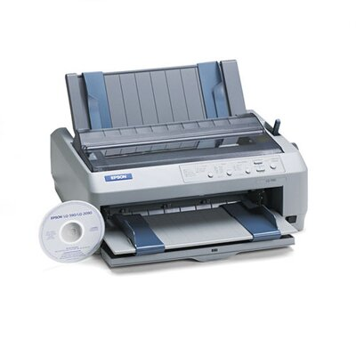 Epson America Inc. LQ-590 24-Pin Dot Matrix Impact Printer