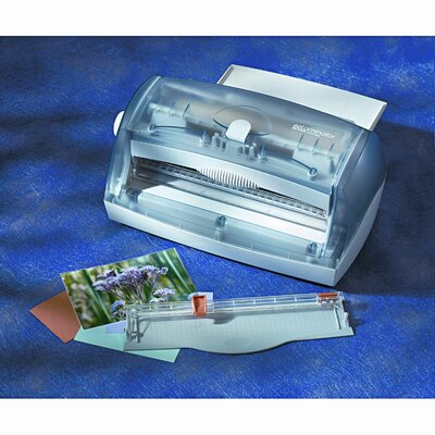 "Esselte Pendaflex Corporation ezLaminator Cold Seal Manual Laminator, 9""  Wide Maximum Document Size"