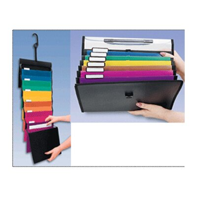 Esselte Pendaflex Corporation Pendaflex Mobile File 6 Pockets