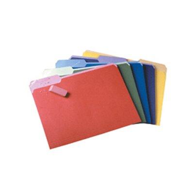 Esselte Pendaflex Corporation Pendaflex File Folders W/ Erasable