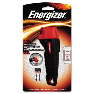 Energizer® Rubber Flashlight