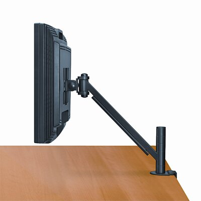 Fellowes Mfg. Co. Plat Panel Monitor Desk Mount