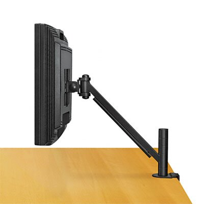 Fellowes Mfg. Co. Desk-Mount Arm for Flat Panel Monitor