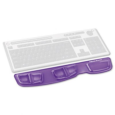 Fellowes Mfg. Co. Gel Keyboard Palm Support