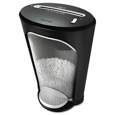 Fellowes Mfg. Co. Ds-1 Light-Duty Cross-Cut Shredder, 11 Sheet Capacity