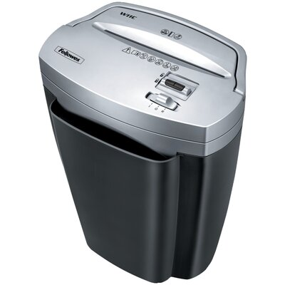 Fellowes Mfg. Co. 11 Sheet Cross-Cut Shredder