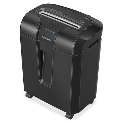 Fellowes Mfg. Co. Powershred 10 Sheet Cross-Cut Paper Shredder