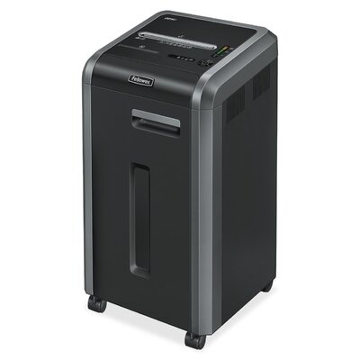 Fellowes Mfg. Co. 12 Sheet Jam Proof Micro-Cut Paper Shredder