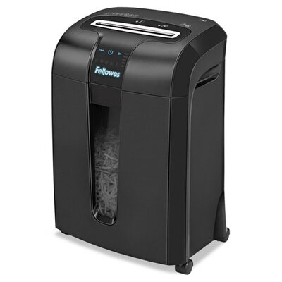 Fellowes Mfg. Co. 12 Sheet Cross-Cut Paper Shredder