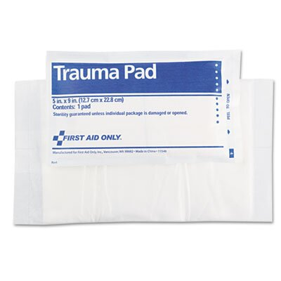 First Aid Only™ Trauma Pad