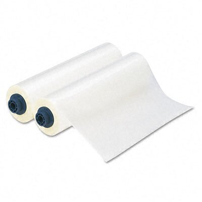 GBC® Nap-Lam Ii Ezload Roll Film, 5 Mil