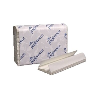 Georgia Pacific Georgia-Pacific - Preference Hand Towels (Pack/200) Preference C-Fold Whit 1-Ply: 603-202-41 - (pack/200) preference c-fold whit 1-ply