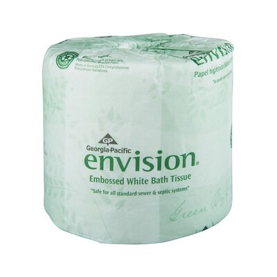 Georgia Pacific Envision Embossed Bathroom Tissue