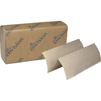 Georgia Pacific Envision Multifold Paper Towels in Brown