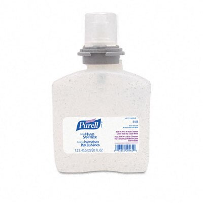 GOJO Industries PURELL TFX Gel Instant Hand Sanitizer Refill, 1200-ml Bottle