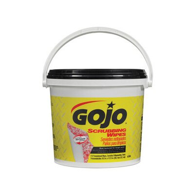 GOJO Industries Duty Scrubbing Wipes (170 Per Bucket)