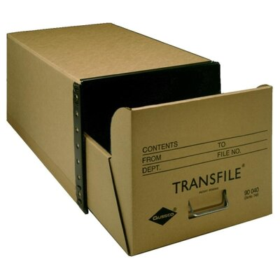 Gussco Manufacturing Co. Storage File, Assembly Required, Stackable, Legal, Kraft