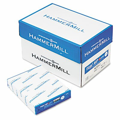 Hammermill Tidal Mp Copy 3-Hole Punched Paper, 92 Brightness, 20Lb, Ltr, 5000/Carton