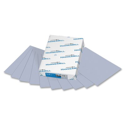 "Hammermill Colored Copy Paper, 20Lb, 8-1/2""x14"", 500/RM Orchid"