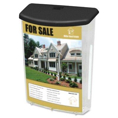 Deflect-O Corporation Outdoor Literature Box