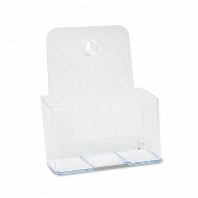 "Deflect-O Corporation Docuholder for Countertop or Wall Mount Use, 6.5"" Wide"