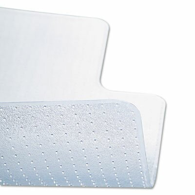 Deflect-O Corporation Duramat Chair Mat for Low Pile Carpet