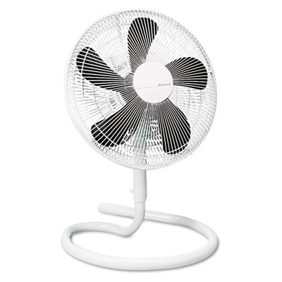 "Holmes® 16"" Three-Speed Adjustable Oscillating Floor Fan, Metal and Plastic"