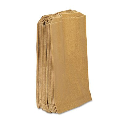 Hospital Specialty Napkin Receptacle Liner, Kraft Waxed Paper, 500/Carton