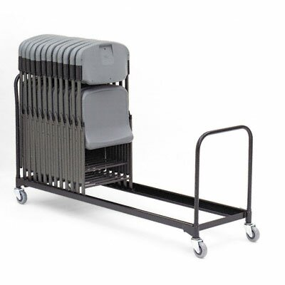"Iceberg Enterprises 72"" Folding Chair Cart"