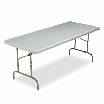 "Iceberg Enterprises Iceberg Indestruc table Too 1200 Series 72"" Rectangular Folding Table"