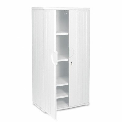 Iceberg Enterprises Officeworks Resin Storage Cabinet