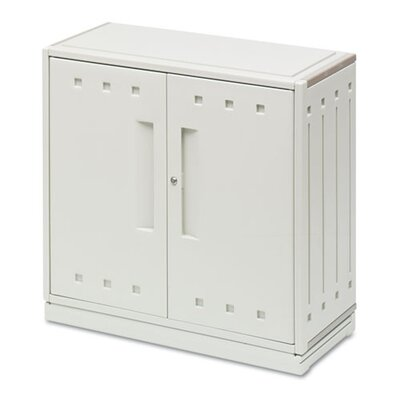 Iceberg Enterprises Snapease Storage Cabinet, Resin