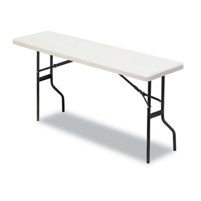 Iceberg Enterprises Indestructable Too 1200 Series Resin Folding Table