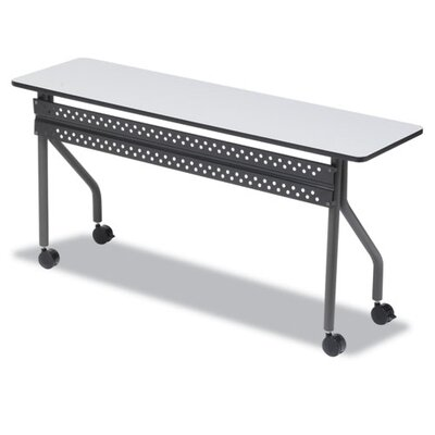 Iceberg Enterprises Officeworks Mobile Training Table, Rectangular