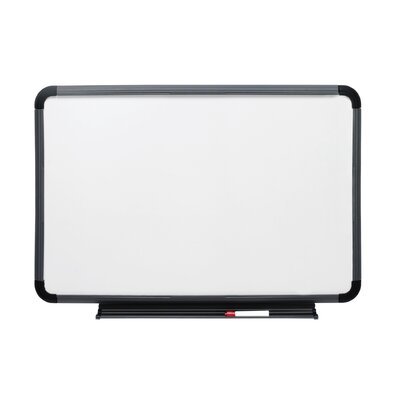 "Iceberg Enterprises 36"" Dry Erase Board with Blow Mold Frame"
