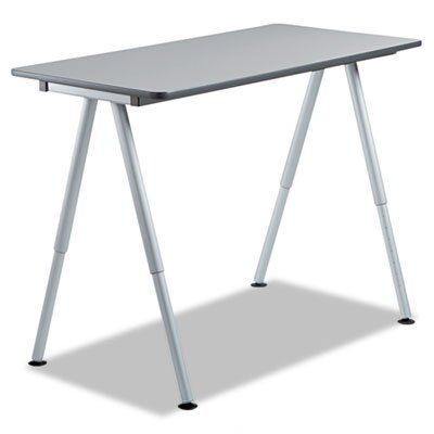 Iceberg Enterprises Officeworks Teaming Table Adjustable Height Leg Set, Pair