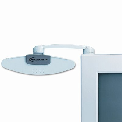 Innovera® Monitor Mount Swing Arm Copyholder