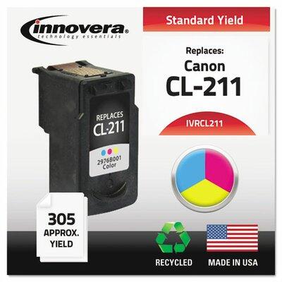 Innovera® CL-211 Tri-Color Ink