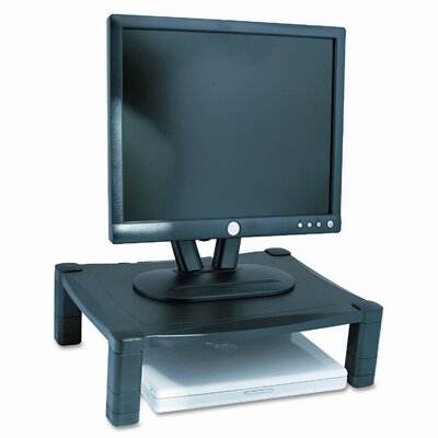 Kantek Single Level Height-Adjustable Stand