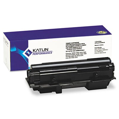 Katun Toner Cartridge in Black