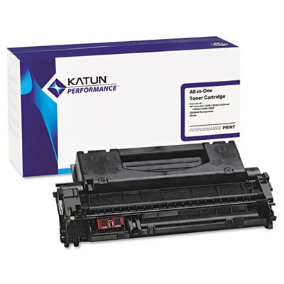 Katun 32260 (49X) Toner, High Yield, Black