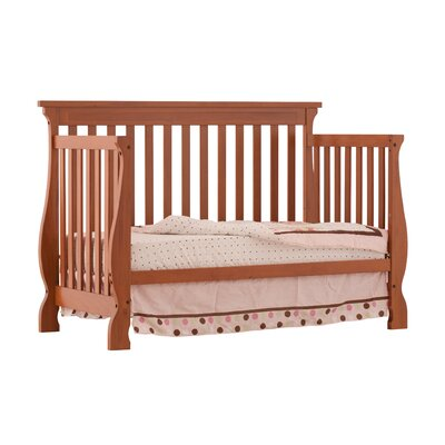 Storkcraft Carrara Fixed Side Convertible Crib
