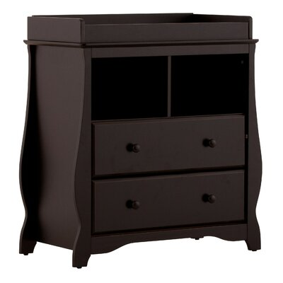 Storkcraft Carrara 2 Drawer Change Table